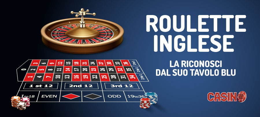Roulette inglese 31210